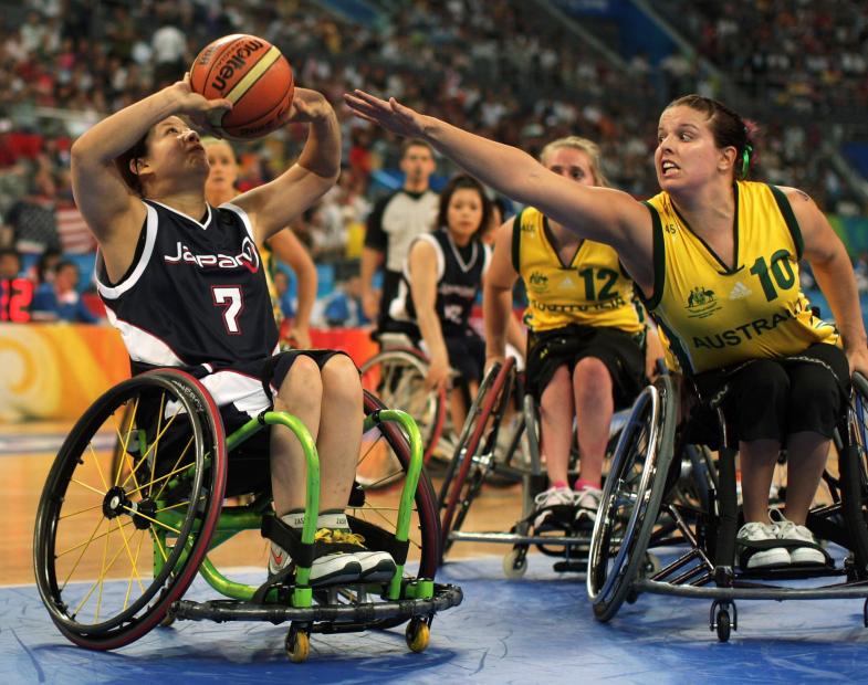 Saiba mais sobre o Basquete de cadeira de rodas