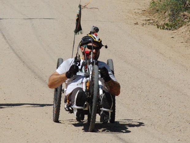 Cadeirante de São José embarca em aventura ao Deserto do Jalapão