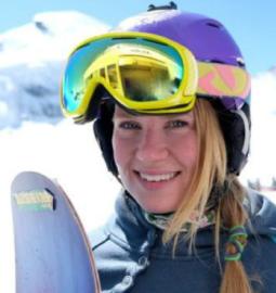 Snowboarder conta como aprendeu a conviver com 'novo cérebro' após acidente 255-x-270