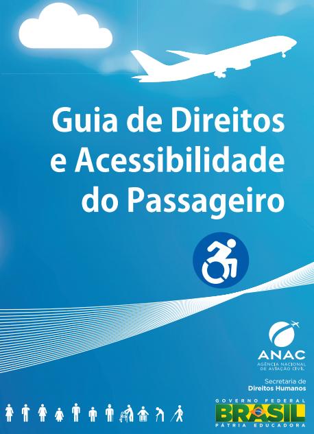Cartilha de acessibilidade em aeroportos