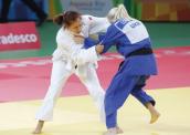 Judoca destaca gritos da torcida