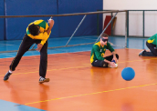 Evento-Teste Goalball