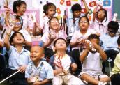 Jogos para crianças com deficiência visual