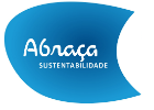 Logotipo de Abraça