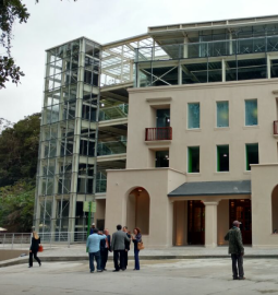 Inauguração Centro de Visitantes das Paineiras Corcovado