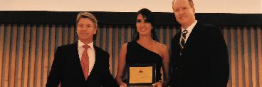 Prêmio InRio Personalidades do Ano para Vanessa Goulart