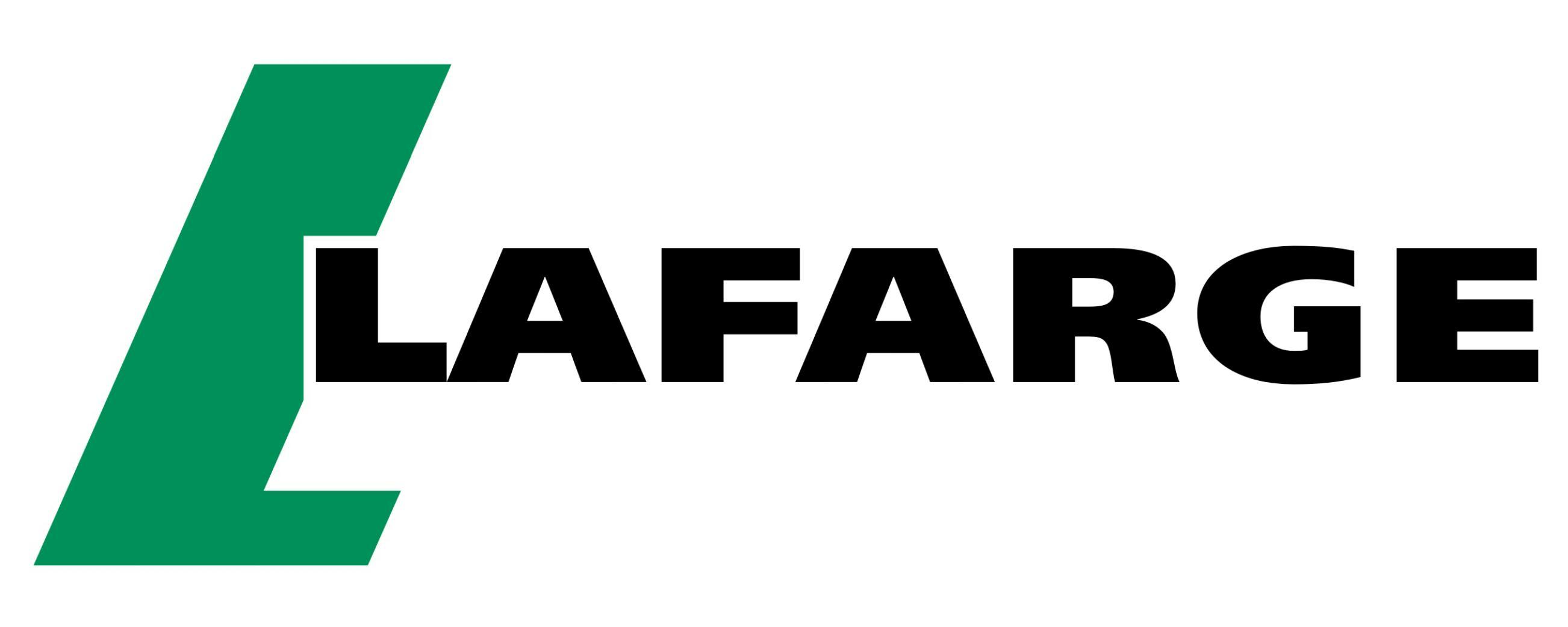 Logotipo de Lafarge