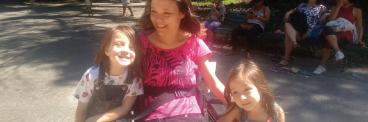 Ser mãe é... com Juliana Oliveira
