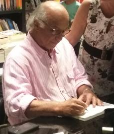 Lançamento do livro Roda vida – Memórias de um cadeirante