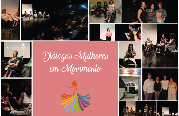 Capa Diálogos Mulheres em Movimento