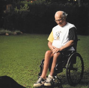 Capa Guga Kuerten homenageia o precursor do Tênis em Cadeira de Rodas no Brasil