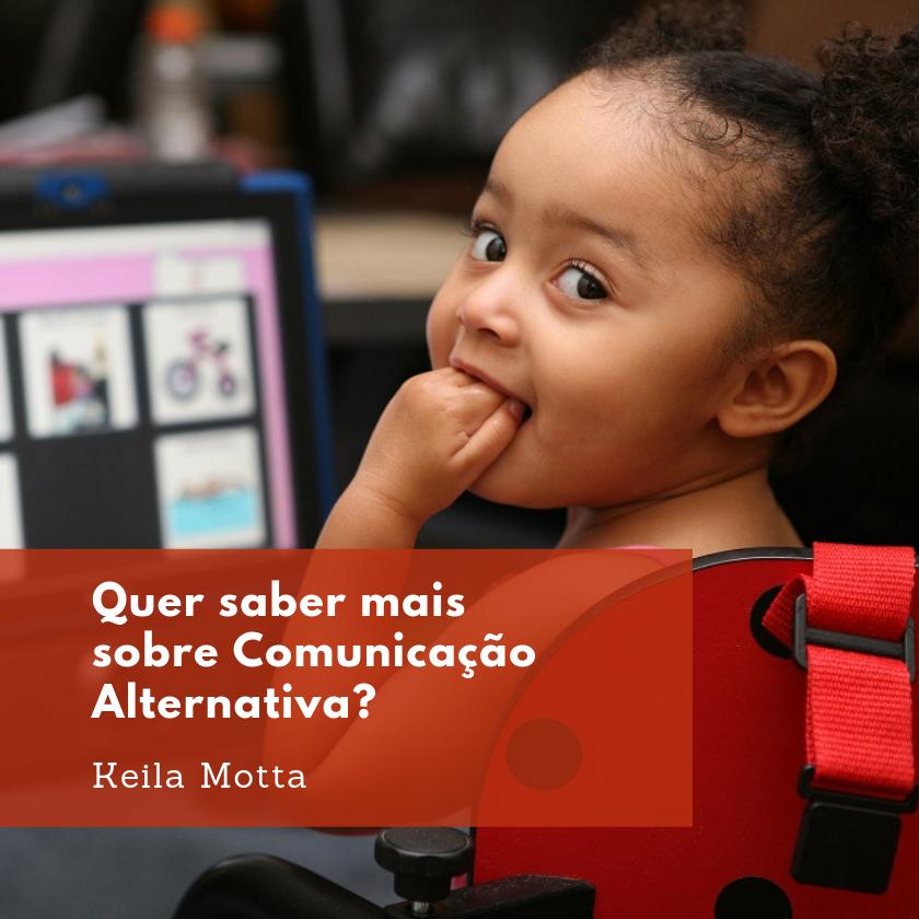 Imagem sobre Quer saber mais sobre Comunicação Alternativa?
