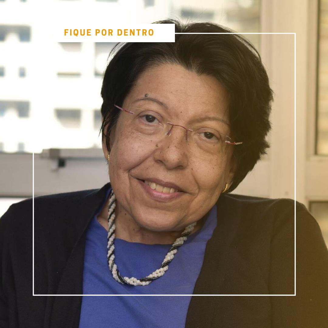 Foto de Izabel Maior defende a IFBr-M como um bom instrumento de avaliação biopsicossocial