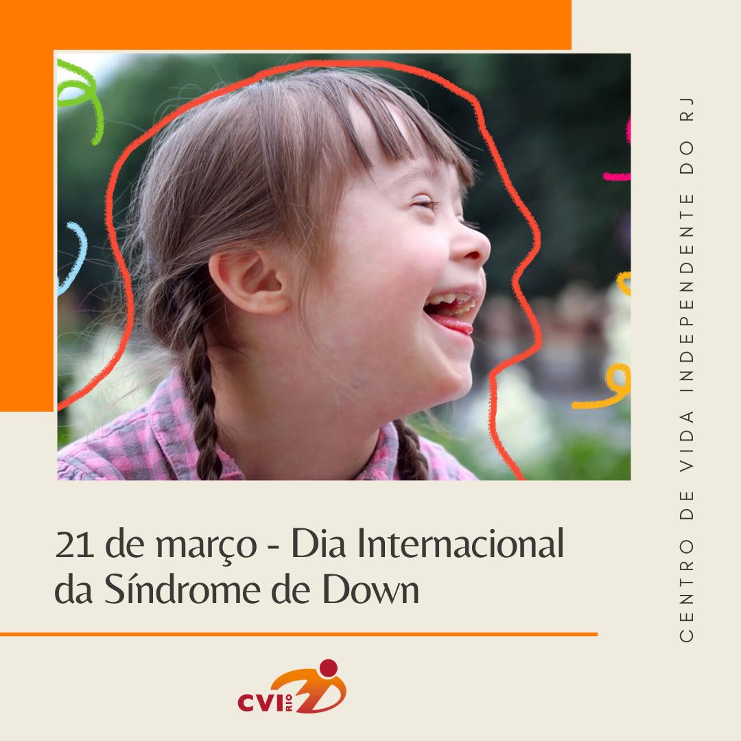 Foto de Dia Internacional da Síndrome de Down