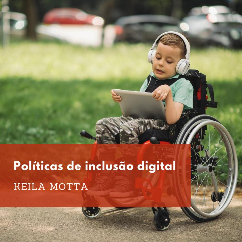 Imagem sobre Políticas de inclusão digital