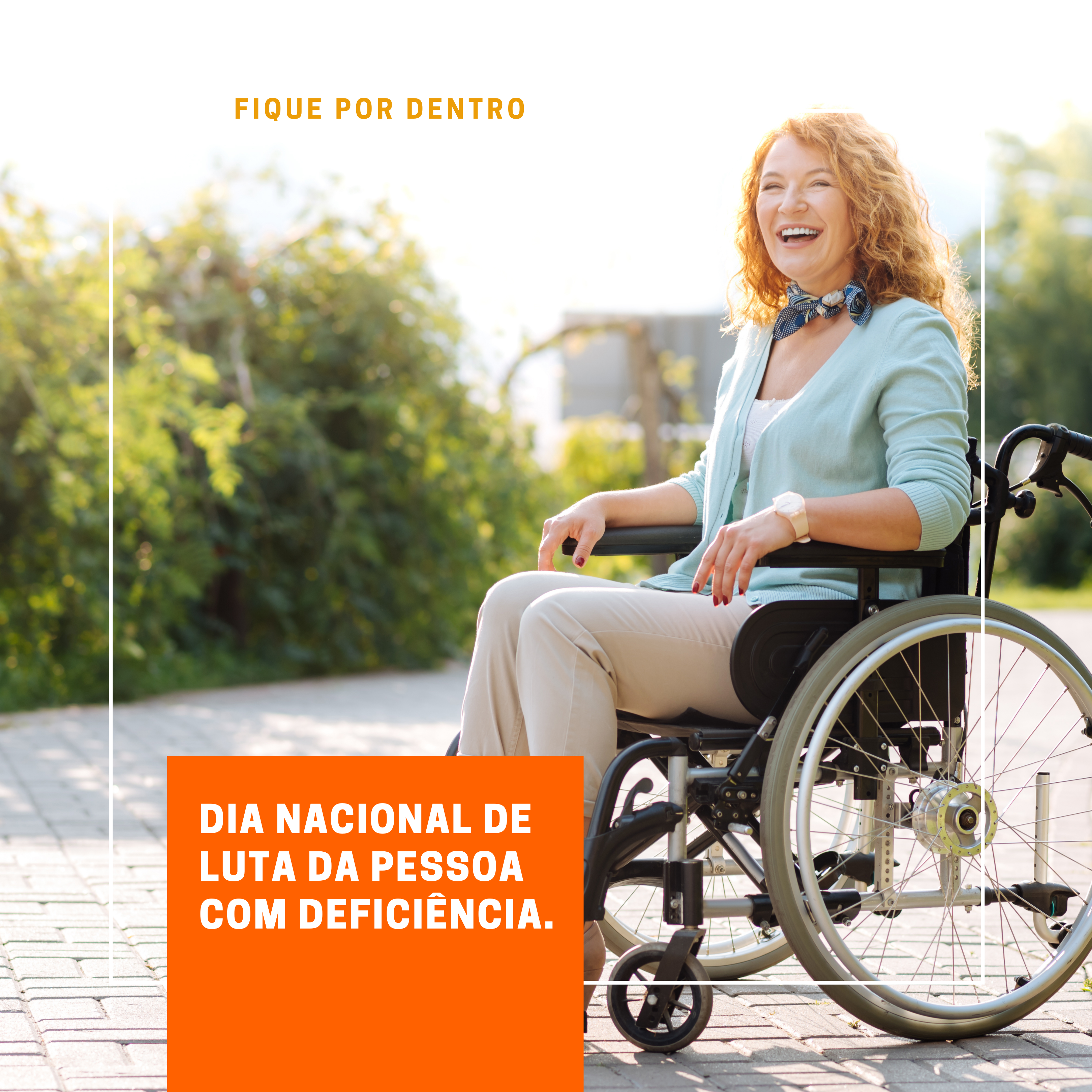 Foto de É hoje o Dia Nacional de Luta da Pessoa com Deficiência
